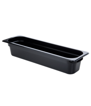 "H-Pan™, 1/2 size long, 4"" deep, hi-temp plastic, polysulfone, non-stick surface,"