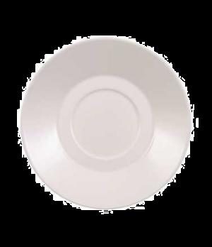 "Saucer, 5-7/8"", (cup OCR's -1271, -1361), premium bone porcelain, Stella Hotel"