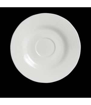 "Breakfast Cup Saucer, 7-1/8"" dia., round, fits P672, P662 & P663, porcelain, Ren"