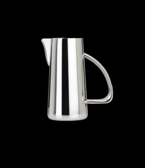 Water Pitcher, 71-1/2 oz., 18/10 stainless steel, WNK, Kamina (USA stock item) (