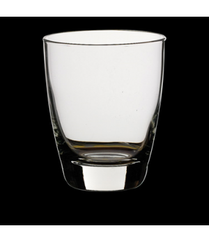 "Double Old Fashioned Glass, 11-3/4 oz., 3-3/8"" x 4-1/4"", Bormioli, Manon (USA st"