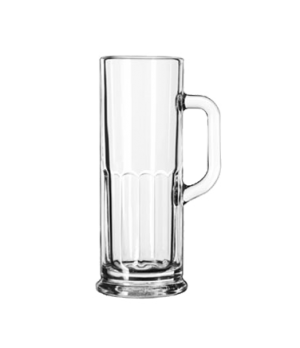 "Mug Sampler Glass, 4 oz., (H 5""; T 1-7/8""; B 2""; D 2-5/8"")"