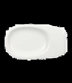 "Plate/Saucer, 8-1/4"" x 4-3/4"", premium porcelain, Urban Nature"
