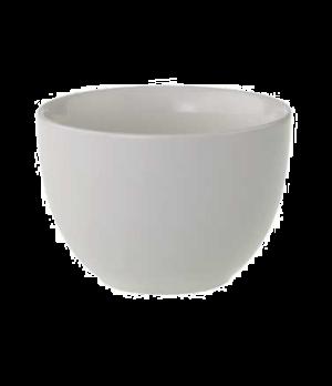 Cup, 7-1/2 oz., unhandled, premium porcelain, Universal