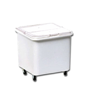 "ProSave® Ingredient Bin, mobile, 3-3/4 cu. ft., 22""W x 22""D x 23""H, with sliding"