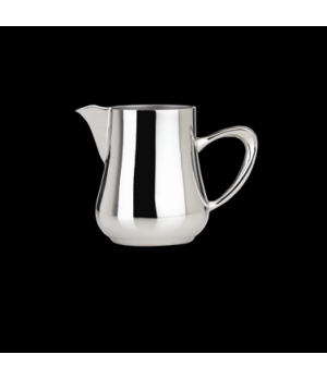 Milk Jug / Creamer, 9 oz., 18/10 stainless steel, WNK, Eminence (USA stock item)