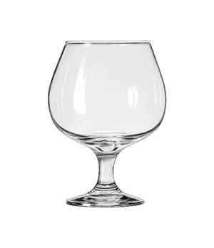 "Brandy Glass, 17-1/2 oz., Safedge® Rim and foot guarantee, EMBASSY®, (H 5-1/2"";"
