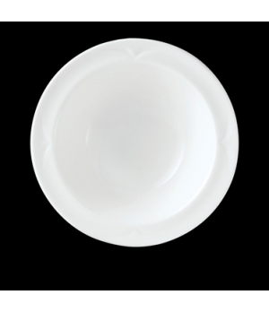 "Fruit Dish, 8.6 oz., 6-1/2"" dia., round, rimmed, Distinction, Bianco, Bianco Whi"