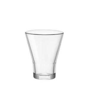 Glass, 3-3/4 oz., tempered, Bormioli, Vega (USA stock item) (minimum = case quan