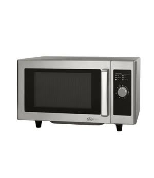 Amana® Commercial Microwave Oven, 0.8 cu ft. capacity, 1000 watts, low volume, i