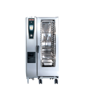 """(SCC 201 E 208V) SelfCooking Center® Combi Oven/Steamer, electric, (20) 13"""" x 18"""