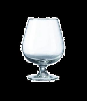 "Brandy Glass, 17 oz., glass, Arcoroc, Excalibur (H 5-1/2""; T 2-11/16""; B 2-7/8"";"