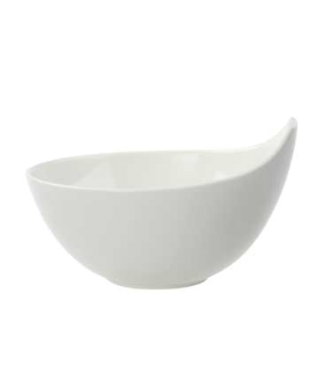 "Bowl, 7-1/8"" x 7-1/8"", 34 oz., deep, large, premium porcelain, Urban Nature"