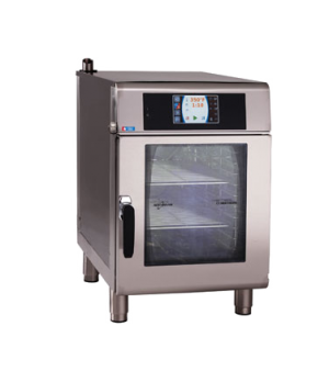 """Combitherm® CombiOven, electric, countertop, capacity (4) 12"""" x 20"""" full-size or"""