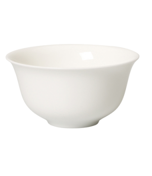 "Rice Bowl, 4-1/4"", small, premium porcelain, Royal"
