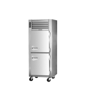 Spec-Line Refrigerator/Freezer Dual Temp Cabinet, One-Section, self-contained re