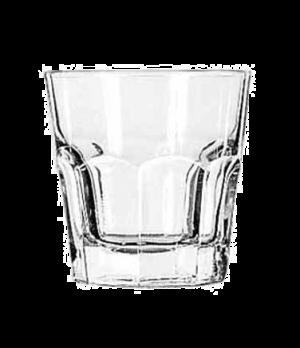 """Rocks Glass, 7 oz., DuraTuff®, GIBRALTAR®, (H 3-1/4""""; T 3-1/8""""; B 2-1/4""""; D 3-1/"""
