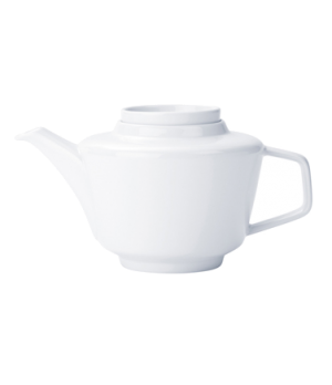 Coffeepot, 33-3/4 oz., premium porcelain, Affinity