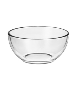"Cereal Bowl, 26-3/4 oz., 6"" dia., round, glass, tempered, Moderno, (H 2-3/4""; T"