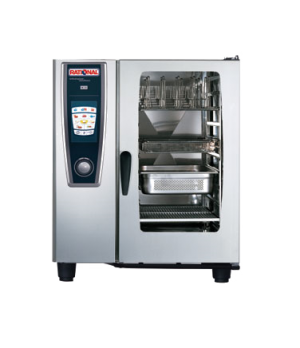 Rational SelfCooking Center® WhiteEfficiency® 101, half-size, electric, SelfCook