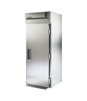"SPEC SERIES® Roll-in Refrigerator, 89""H, one-section, stainless steel front, alu"