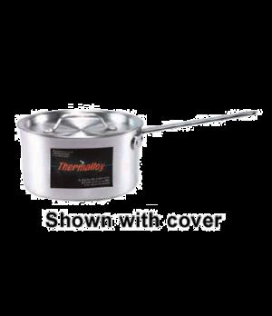 """Thermalloy® Sauce Pan, 2-1/2 qt., 7"""" dia. x 3-3/4""""H, 2 gauge, aluminum, NSF"""