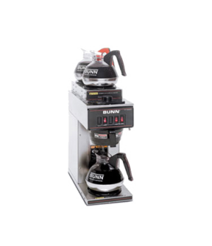 13300.0004 VP17-3 Coffee Maker,pourover type, brews 3.8 gallons per hour capacit
