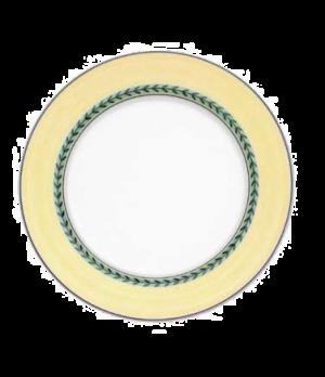 "Plate, 6-1/4"", flat, premium porcelain, French Garden-Maintenon"