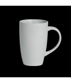 Mug, 10 oz., porcelain, Varick Cafe Porcelain (minimum = case quantity)