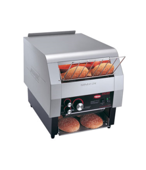 Toast-Qwik® Conveyor Toaster, horizontal conveyor, countertop design, all bread