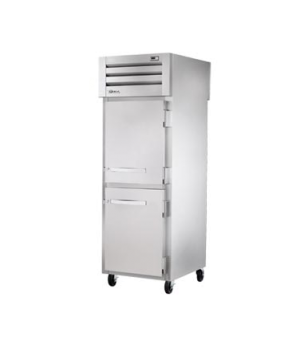 SPEC SERIES® Pass-Thru Heated Cabinet, one-section, stainless steel front/sides,