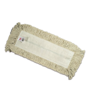 """Disposaduster® Disposable Dust Mop, 48"""" L x 5"""" W, pre-treated, cut-end, full-tie"""