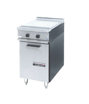 "36E Series Heavy Duty Range, electric, 36"", 18"" Attachment, (2 Boil Sections wit"