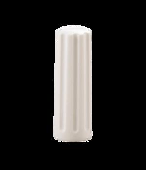 Charger Holder Only, for whipped cream dispenser, for aluminum heads, white