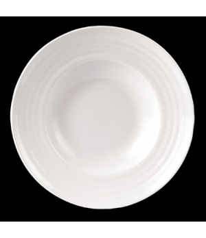 "Nouveau Bowl, round, 17 oz., 11-3/4"" dia., Performance, Arondo, white (priced pe"