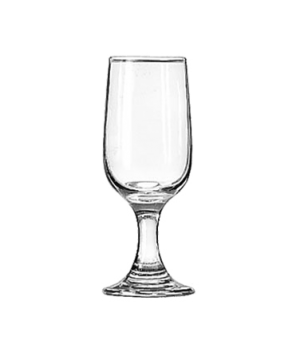 "Brandy Glass, 2 oz., Safedge® Rim and foot guarantee, EMBASSY®, (H 4-1/4""; T 1-3"