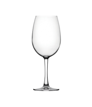 Wine Glass, 20-1/2 oz. (580ml), rim tempered, toughened crystal, Reserva