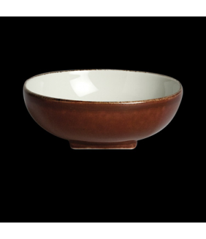 "Taster Bowl, 10-1/4 oz., 5"" x 5"", square, vitrified china, Performance, Terrames"