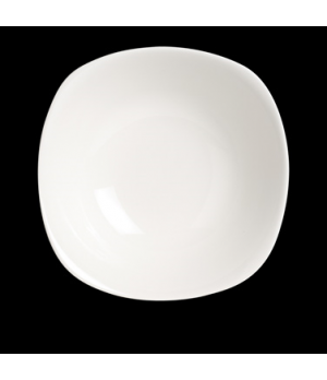 "Bowl, 68 oz., 10"" x 10"" x 2-3/4""H, square, vitrified china, Performance, Taste ("