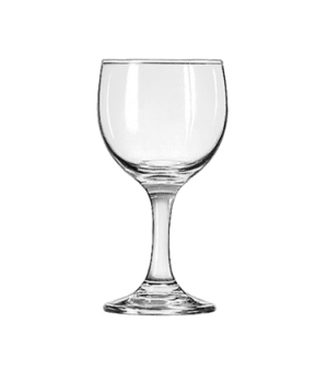 Wine Glass, 6-1/2 oz., Safedge® Rim and foot guarantee, EMBASSY®, (H 5-3/8'; T 2