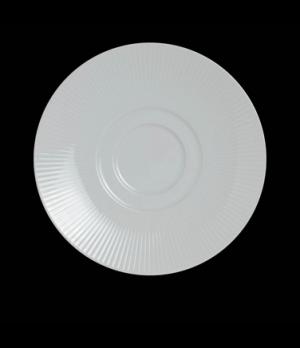 "Saucer, 7"" dia., round, for 6314P1031 & 6314P1032, porcelain, Sonata, Rene Ozori"