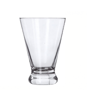 "Cosmopolitan Beverage Glass, 14 oz., Safedge® Rim guarantee, (H 5-3/8""; T 4""; B"