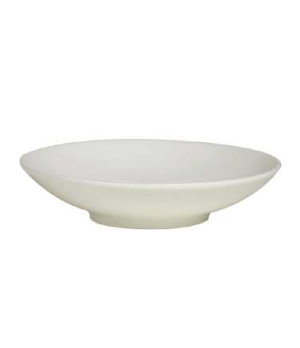 "Dish, 10 oz., 6-3/8"" dia. x 1-3/8""H, round, small, porcelain, Varick Alpha-Ceram"