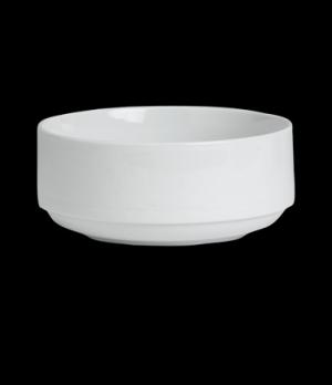"Salad Bowl, 21-1/4 oz., 5-3/4"" dia., round, porcelain, Rene Ozorio Concerto (USA"