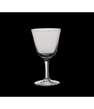 Cocktail Glass, 4-1/2 oz., logo on foot of the glass (MCC one side, Rona on othe