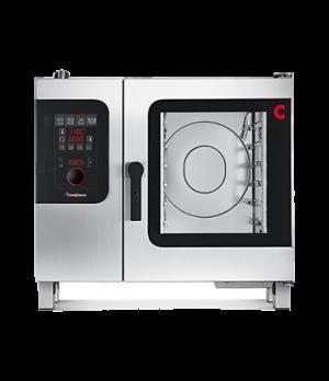 "Combi Oven/Steamer, electric, steam generator, (6) 13"" x 18"" half size sheet pan"