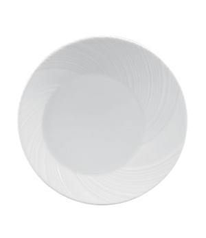"Ethereal Bread & Butter Plate, 7"" dia., round, dishwasher safe, bone china, whit"
