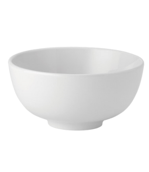 "Rice Bowl, 14 oz. (414ml), 5"" (12-1/2 cm), round, microwave & dishwasher safe, P"