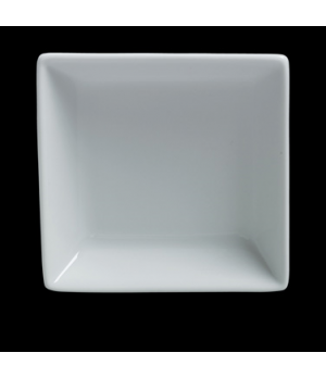 "Bowl, 3 oz., 3-1/2"", square, porcelain, Duo, Rene Ozorio (USA stock item) (minim"
