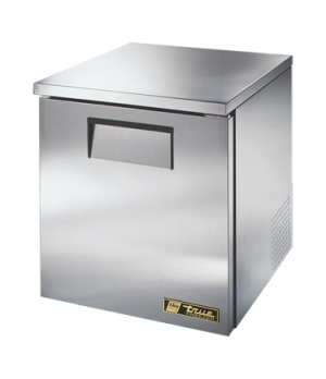 Low Profile Undercounter Freezer, -10° F, (2) shelves, stainless steel top & sid